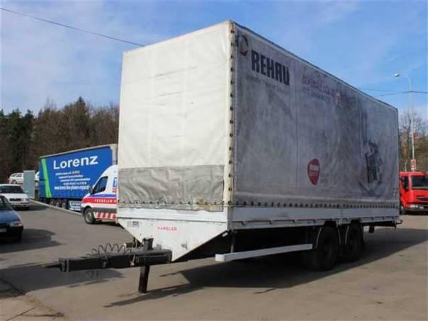 HANGLER 2 JPZL 18 PRŮJEZDNÝ, foto 1 Užitkové a nákladní vozy, Přívěsy a návěsy | spěcháto.cz - bazar, inzerce zdarma