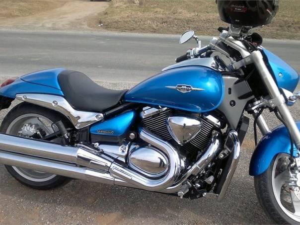Suzuki Intruder M1500, foto 1 Auto – moto , Motocykly a čtyřkolky | spěcháto.cz - bazar, inzerce zdarma