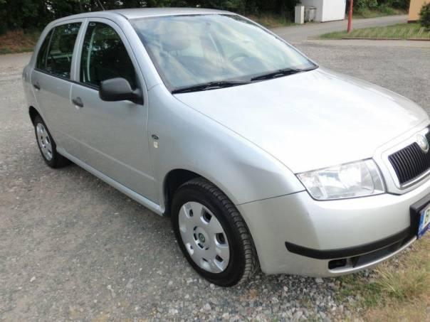 Škoda Fabia 1,4MPi 44kW, foto 1 Auto – moto , Automobily | spěcháto.cz - bazar, inzerce zdarma