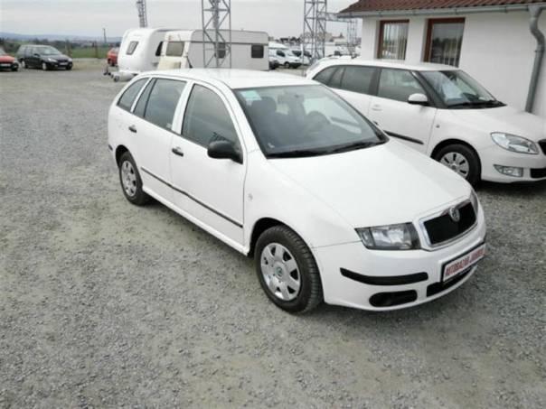 Škoda Fabia 1,4 16v combi,1.maj,koupCZ, foto 1 Auto – moto , Automobily | spěcháto.cz - bazar, inzerce zdarma
