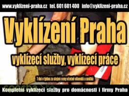 Levné vyklízecí práce a služby Praha , Dům a zahrada, Dílna  | spěcháto.cz - bazar, inzerce zdarma