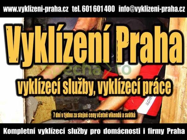 Levné vyklízecí práce a služby Praha, foto 1 Dům a zahrada, Dílna | spěcháto.cz - bazar, inzerce zdarma