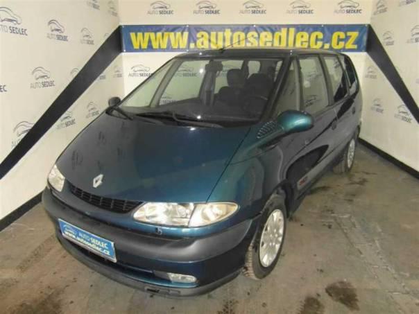 Renault Espace 1.9 dTi xenon,serviska,7 míst, foto 1 Auto – moto , Automobily   spěcháto.cz - bazar, inzerce zdarma