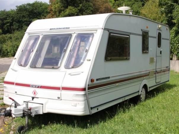 Challenger  SWIFT 520SE, foto 1 Užitkové a nákladní vozy, Camping | spěcháto.cz - bazar, inzerce zdarma