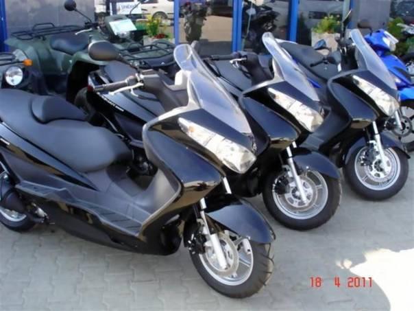 AN 200 Burgman, foto 1 Auto – moto , Motocykly a čtyřkolky | spěcháto.cz - bazar, inzerce zdarma