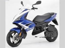 Jet C-Tech 50 - modrá , Auto – moto , Motocykly a čtyřkolky  | spěcháto.cz - bazar, inzerce zdarma