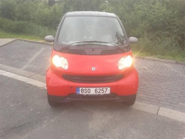 Smart Fortwo , foto 1 Auto – moto , Automobily | spěcháto.cz - bazar, inzerce zdarma