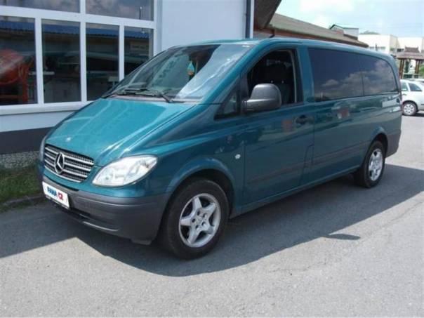 Mercedes-Benz Vito 111 2.2 CDI, foto 1 Auto – moto , Automobily | spěcháto.cz - bazar, inzerce zdarma