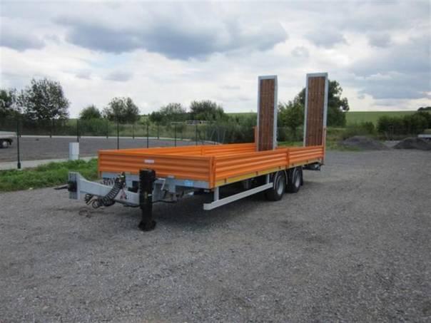 AGV 19t 7,70/2,48/0,40, foto 1 Užitkové a nákladní vozy, Přívěsy a návěsy | spěcháto.cz - bazar, inzerce zdarma