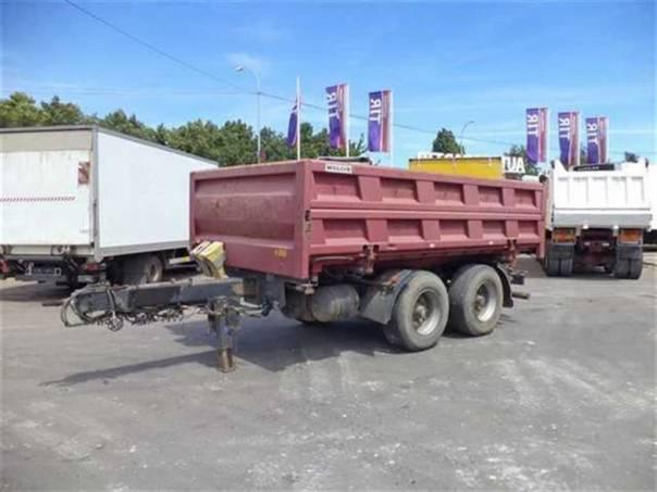MOLČÍK MTS3, foto 1 Užitkové a nákladní vozy, Přívěsy a návěsy | spěcháto.cz - bazar, inzerce zdarma