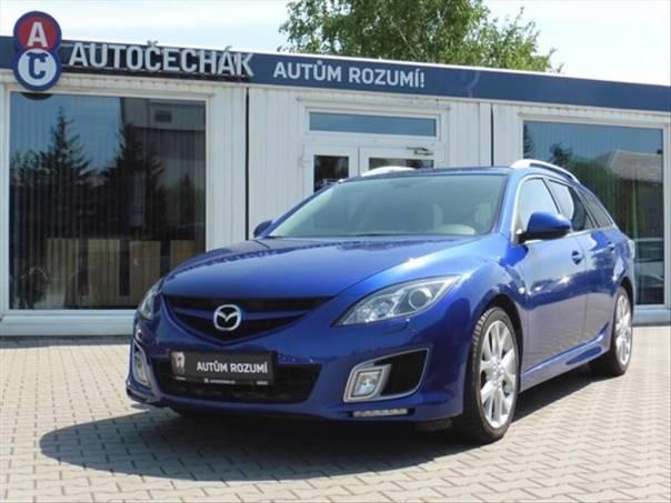 Mazda 6 2,2 MZR-CD 136 kW, foto 1 Auto – moto , Automobily | spěcháto.cz - bazar, inzerce zdarma