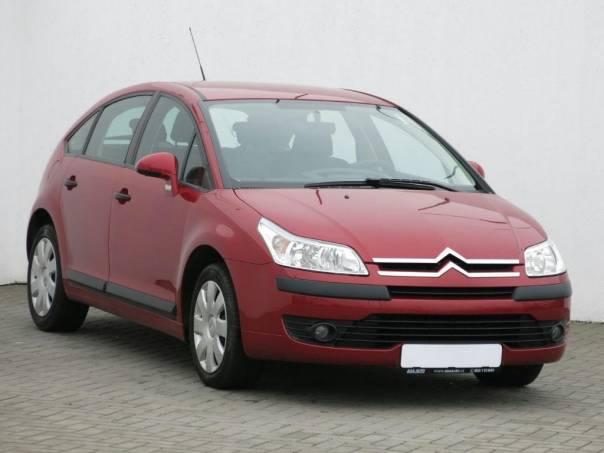 Citroën C4 1.4 16V, foto 1 Auto – moto , Automobily | spěcháto.cz - bazar, inzerce zdarma