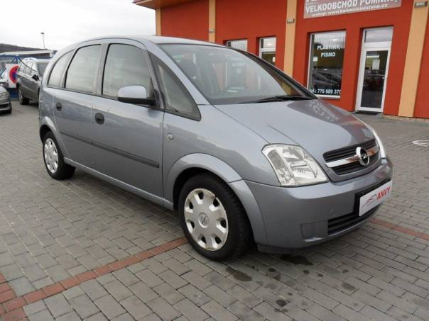 Opel Meriva 1,7CDTI,  KLIMA, 74 kW, foto 1 Auto – moto , Automobily | spěcháto.cz - bazar, inzerce zdarma