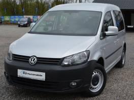 Volkswagen Caddy 2.0 EcoFuel Life ZÁRUKA 1 ROK