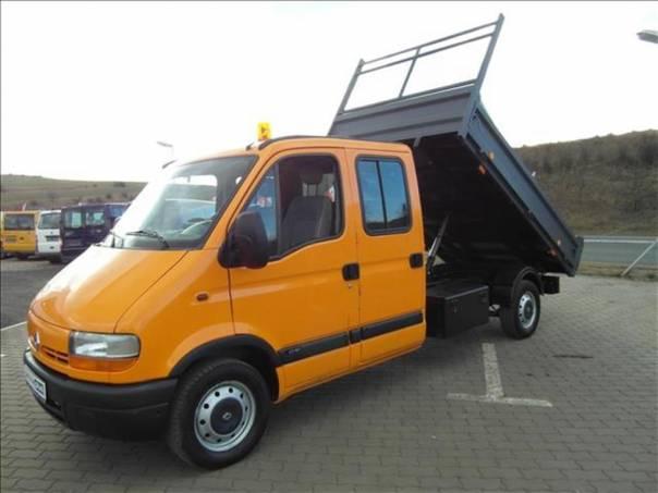 Renault Master 2.2 7 míst č.75., foto 1 Užitkové a nákladní vozy, Do 7,5 t | spěcháto.cz - bazar, inzerce zdarma