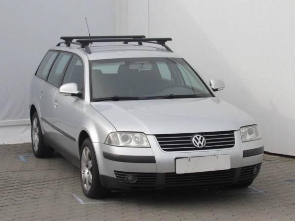 Volkswagen Passat  1.9 TDi, Serv.kniha, foto 1 Auto – moto , Automobily   spěcháto.cz - bazar, inzerce zdarma