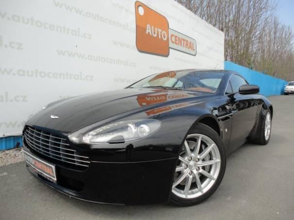 Aston Martin V8 Vantage 87tkm,serv.kn., foto 1 Auto – moto , Automobily   spěcháto.cz - bazar, inzerce zdarma