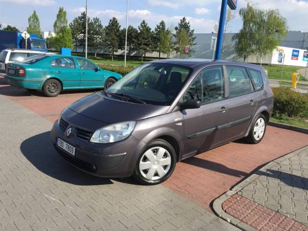 Renault Scénic Grand Scenic 1,6 16V 83kW 7 míst rok 2005, foto 1 Auto – moto , Automobily   spěcháto.cz - bazar, inzerce zdarma