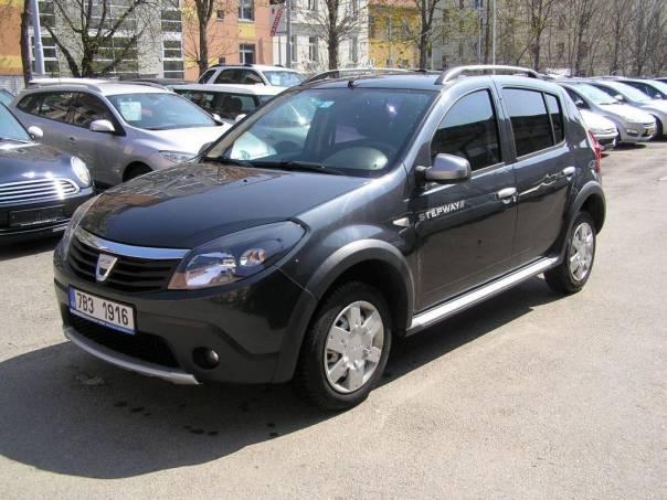 Dacia Sandero 1.6 1.maj,ČR,Servis Renault,Klima, foto 1 Auto – moto , Automobily | spěcháto.cz - bazar, inzerce zdarma