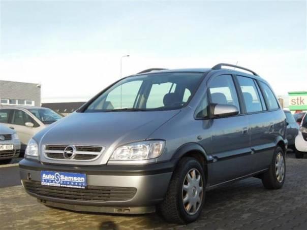 Opel Zafira 2.0 DTi * KLIMATIZACE*7MÍST*, foto 1 Auto – moto , Automobily | spěcháto.cz - bazar, inzerce zdarma