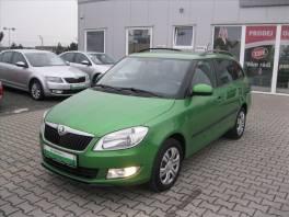 Škoda Fabia 1,2 TSi Ambition Plus  kombi