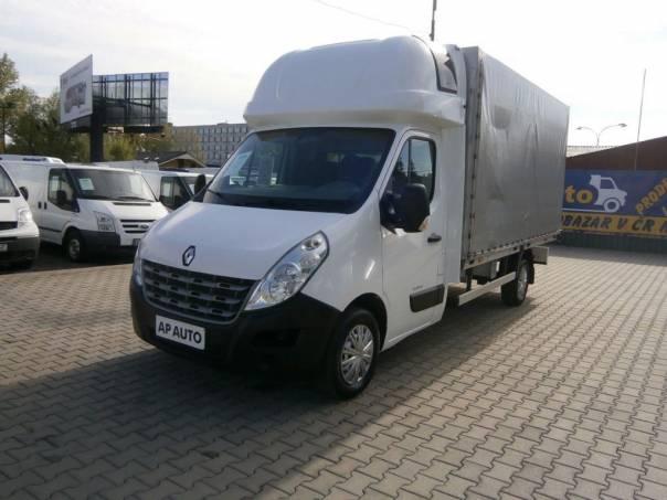 Renault Master VALNÍK PLACHTA SPANÍ 107KW A/C+W, foto 1 Užitkové a nákladní vozy, Do 7,5 t | spěcháto.cz - bazar, inzerce zdarma
