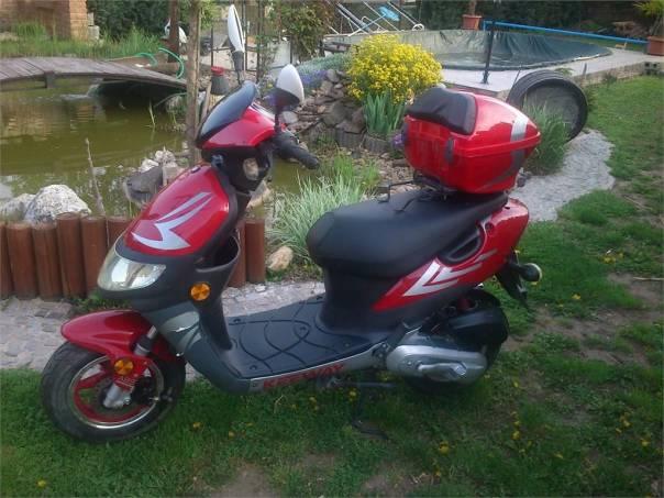 Keeway Hurricane , foto 1 Auto – moto , Motocykly a čtyřkolky | spěcháto.cz - bazar, inzerce zdarma