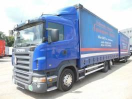 Scania  R420, PRŮJEZDNÁ SOUPRAVA 120m3 , Užitkové a nákladní vozy, Nad 7,5 t    spěcháto.cz - bazar, inzerce zdarma