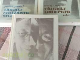3x lord Petr, 3x slečna Marplová, 3x strážmistr Studer , Hobby, volný čas, Knihy  | spěcháto.cz - bazar, inzerce zdarma