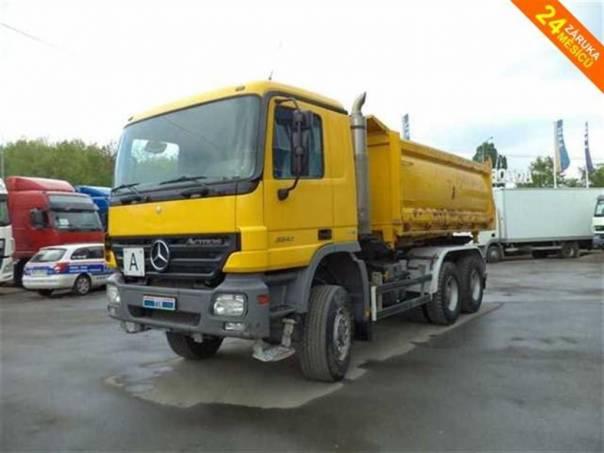 Actros 3344 AK 6x6 se ZÁRUKOU 24 MĚSÍCŮ, foto 1 Užitkové a nákladní vozy, Nad 7,5 t | spěcháto.cz - bazar, inzerce zdarma