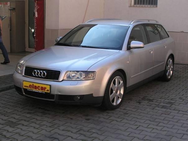 Audi A4 2.5 TDI digiklima,ALU kola, foto 1 Auto – moto , Automobily | spěcháto.cz - bazar, inzerce zdarma