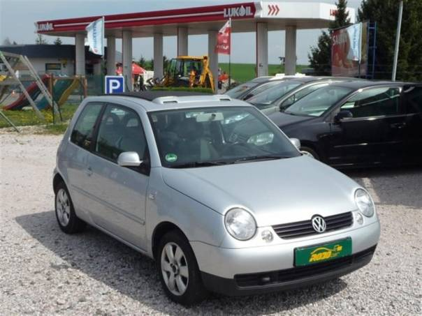 Volkswagen Lupo 1.0 *SERVISKA-SHRNOVACÍ STŘECHA*, foto 1 Auto – moto , Automobily | spěcháto.cz - bazar, inzerce zdarma
