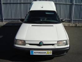 Škoda Felicia Pick-Up 1,9 D!SERVISNÍ KNIHA!CZ!
