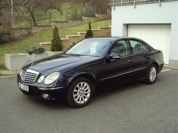 Mercedes-Benz Třída E 280 CDi  FACE LIFT-TOP CENA, foto 1 Auto – moto , Automobily | spěcháto.cz - bazar, inzerce zdarma