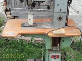 Sloupový šicí stroj obuvnický MINERVA 72415-101, jednojehlový s ořezem , Dům a zahrada, Dílna  | spěcháto.cz - bazar, inzerce zdarma