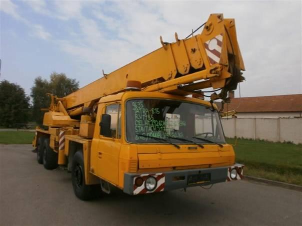 815 PJ (ID 9635), foto 1 Užitkové a nákladní vozy, Nad 7,5 t | spěcháto.cz - bazar, inzerce zdarma