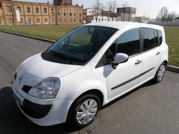 Renault Modus 1.2i 16V + LPG ČR 1.MAJ, foto 1 Auto – moto , Automobily | spěcháto.cz - bazar, inzerce zdarma