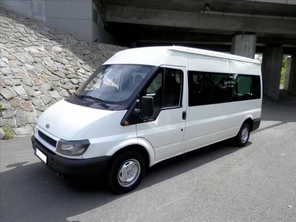 Ford Transit 2.0 TDDI*8.MÍST*ROZVOD TOPENÍ, foto 1 Užitkové a nákladní vozy, Do 7,5 t | spěcháto.cz - bazar, inzerce zdarma