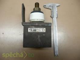 Výkonostní dioda s chladičem a samostatný chladič na diody