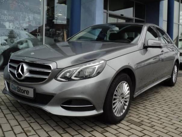 Mercedes-Benz Třída E E 250 CDI Avantgarde LED TOP, foto 1 Auto – moto , Automobily | spěcháto.cz - bazar, inzerce zdarma